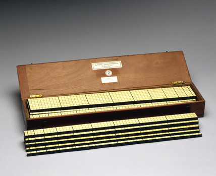 'Numeric Demonstrator', c 1900.