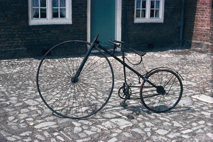 Lawson's 'Bicyclette', 1879.