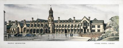 'Citadel Station, Carlisle', 1950-1955.