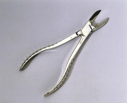 Bone forceps, 1917.