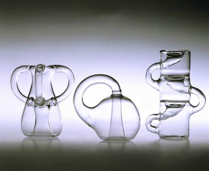 Klein bottles, 1995..