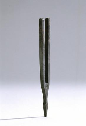 Tuning fork, c 1800-1850.