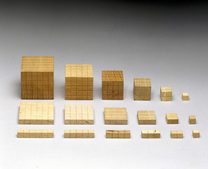 Diene's multi-base arithmetic blocks, 1960-1965.