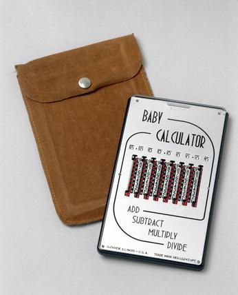 'Baby Calculator', 1958-1962.