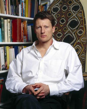 Benedict Allen, English explorer, 2002.