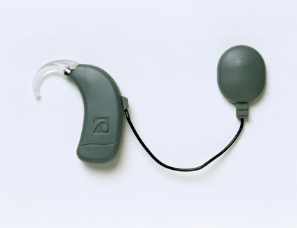 Cochlear implant, 1999.