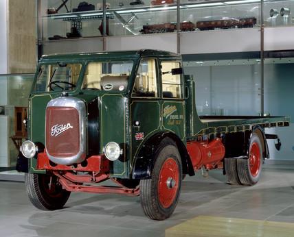 Foden 6-ton lorry, 1931.