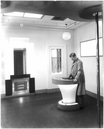 Electric Illumination exhibition view, 1936.