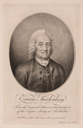 Emanuel Swedenborg, Swedish mystic and scientist, 1768.