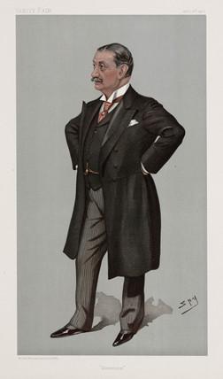 Nathaniel Edward Yorke-Davies, English dietician, 1900.