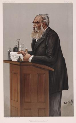 Thomas Stevenson, British toxicologist, 1899.