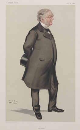Erasmus Wilson, British anatomist and dermatologist, 1880.