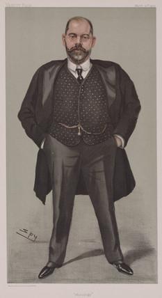 Robert Henry Scanes Spicer, British rhinologist, 1902.