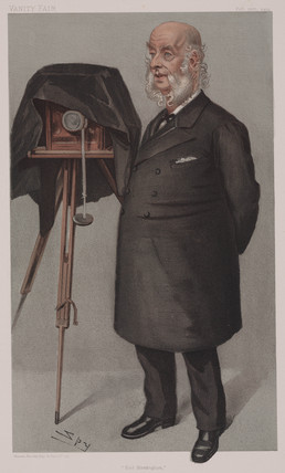 Sir John Benjamin Stone, English photographer, 1902.