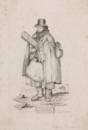 William Buckland, geologist, early 19th century.