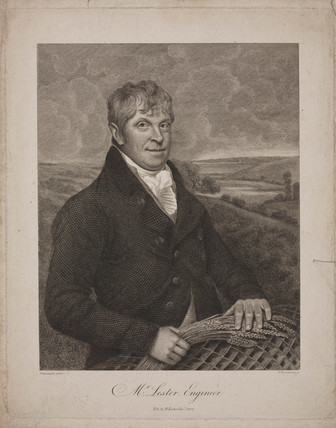 William Lester, British engineer, 1804.