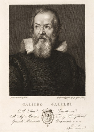 Galileo Galilei, Italian astronomer and physicist, c 1630s.