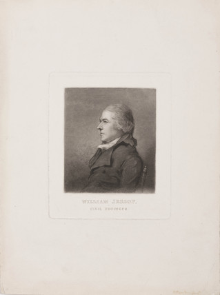 William Jesop, British engineer, c 1800.