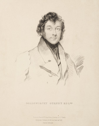 Goldsworthy Gurney, English inventor, 1829.