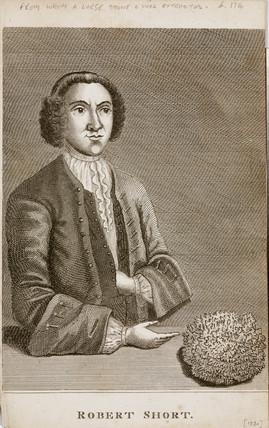 Robert Short, medical curiosity, c 1750s.