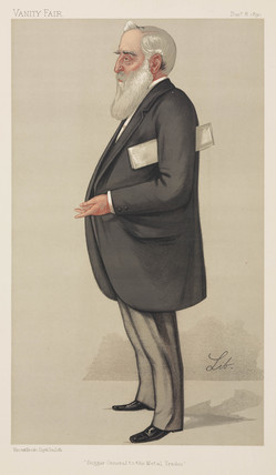 Howard John Kennard, financier, 1890.