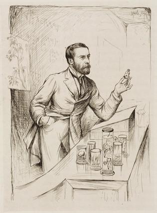 Thomas Richard Fraser, toxicologist, 1884.