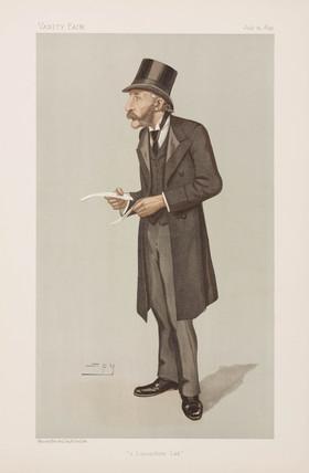 Sir Henry Hoyle Howorth, 1895.