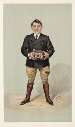 Charles Sydney Goldman, 1904.