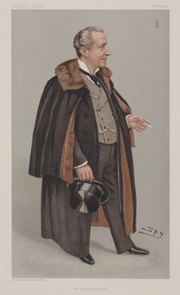 Sir Francis Henry Laking, doctor, 1903.