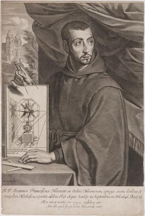 Jean-Francois Niceron, French mathematician, 1642.