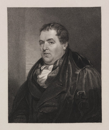 John Leslie, Scottish mathematician and physicist, early 19th century.