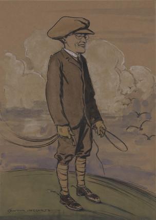 Sidney John Duly, writer, 1920.