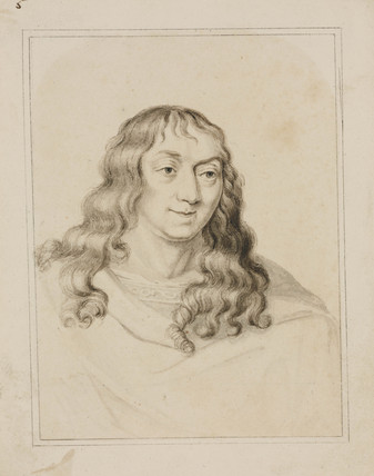 Edward Somerset, Marquis of Worcester, c 1650s.