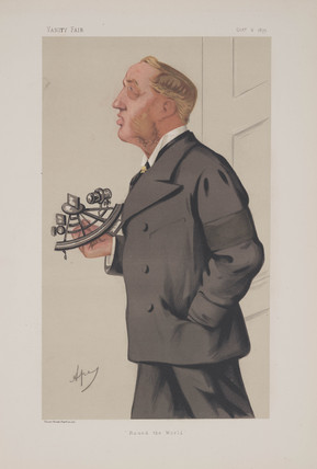 Thomas Brasey, British railway engineer, 1877.