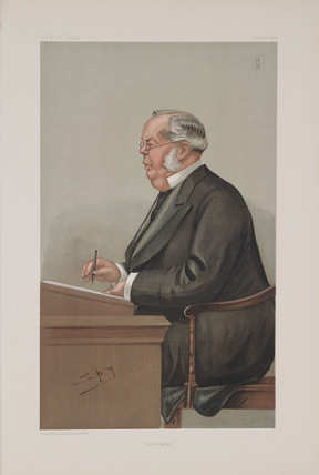W H Broadbent, 1902.