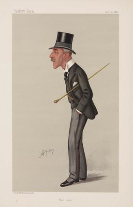 Sir William Bartlett Dalby, 1888.