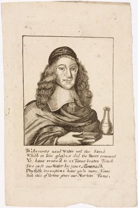 Richard Morton, British physician, late 17th century.
