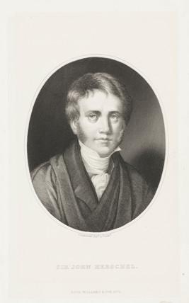 Sir John Herschel, English astronomer and scientist, 19th century.