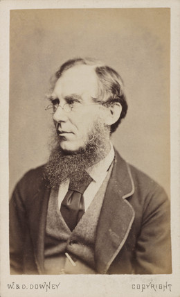 Sir Joseph Dalton Hooker, British botanist, late 19th century.