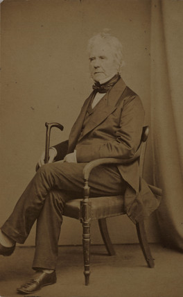 Thomas Brightwell, botanist, 1862.