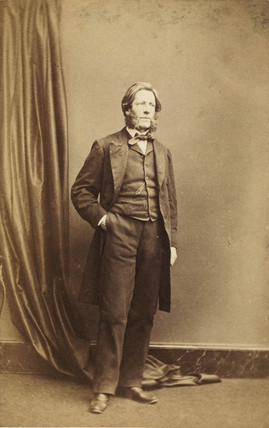 Arthur Hill Hasall, British physician and chemist, mid 19th century.