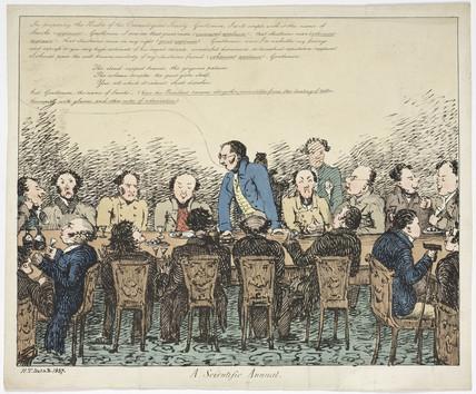 'A Scientific Annual', 1837.
