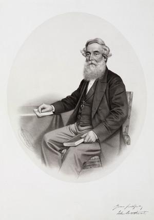 John Braithwaite, British engineer, 1869.