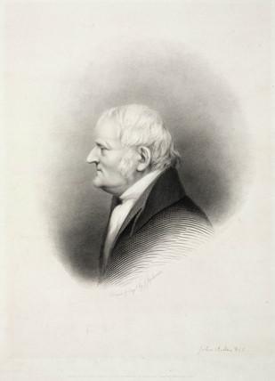 John Dalton, English chemist, early 19th century.