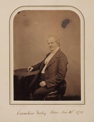 Cornelius Varley, English artist and scientist, 1854-1866.