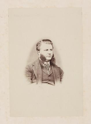 Frederick Augustus Abel, British chemist, c 1870s.
