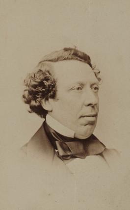 Henry Letheby, British chemist, c 1860s.