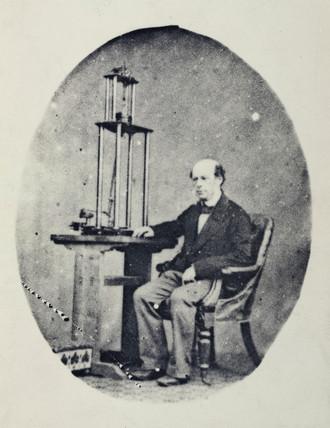 Dr Farrants, c 1898.