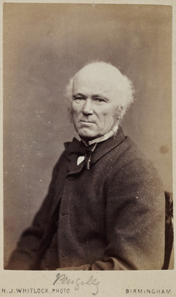 William Pengelly, Cornish geologist, c 1880s.