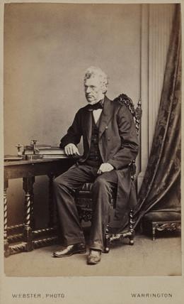 W Wilson, 19th century.